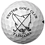 Exeter Golf Club Tasmania Logo